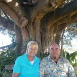 Tony and Pauline Bos